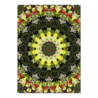 Snapdragons Kaleidoscope 1 Card