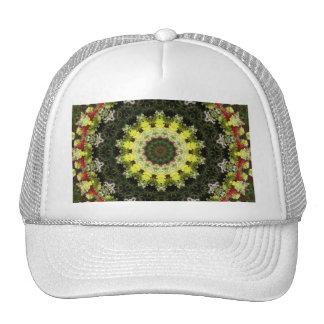 Snapdragons Kaleidoscope 1 Trucker Hat