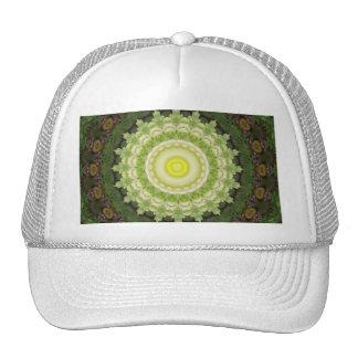 Snapdragons Kaleidoscope 4 Trucker Hat