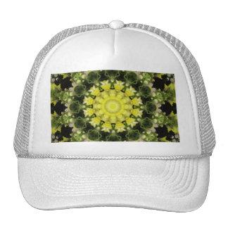Snapdragons Kaleidoscope 6 Trucker Hat