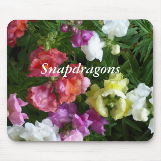 Snapdragons Mousepad