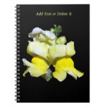 Snapdragons notebook