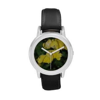 Snapdragons Wristwatch