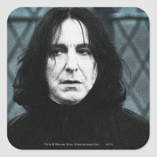 Snape 1 square sticker