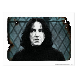 Snape 1 tarjeta postal