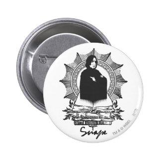 Snape 2 pin redondo de 2 pulgadas