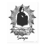 Snape 2 tarjetas postales