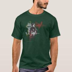 Snape 3 T-shirt at Zazzle