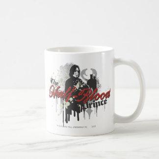 Snape 4 classic white coffee mug