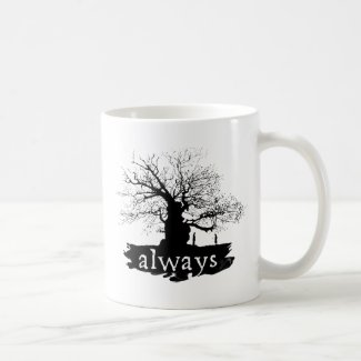 Snape And Lily - Always Classic White Coffee Mug