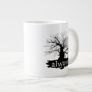 Snape And Lily - Always Large Coffee Mug