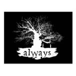 Snape And Lily - Always Postcard