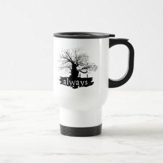 Snape And Lily - Always Travel Mug