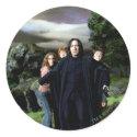 Snape Hermoine Ron Harry sticker