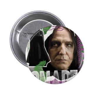 Snape Pinback Button