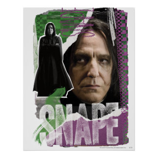 Snape Póster