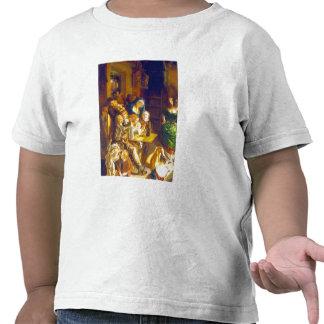Snapp Apple Night (detail) 2 T Shirts
