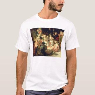 Snapp Apple Night (detail) 3 T-Shirt