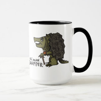 Snapper mug