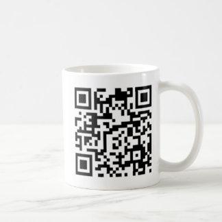 Snappr.net - Personalized Codemug Classic White Coffee Mug