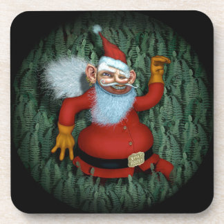 Snappy Christmas! Drink Coaster
