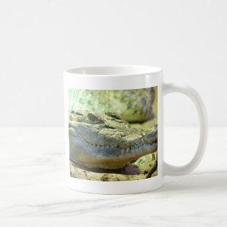 snappy classic white coffee mug