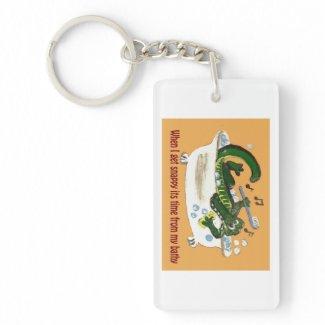 Snappy Key Chain