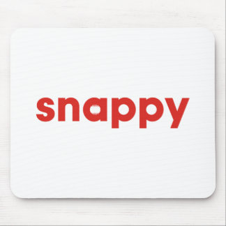 snappy mouse pad