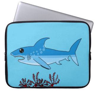 Snappz the Shark Laptop Sleeve