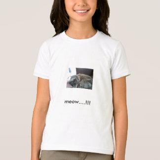 Snapshot_20100309, meow....!!! T-Shirt