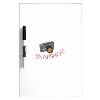 Snapshot Dry Erase Whiteboards