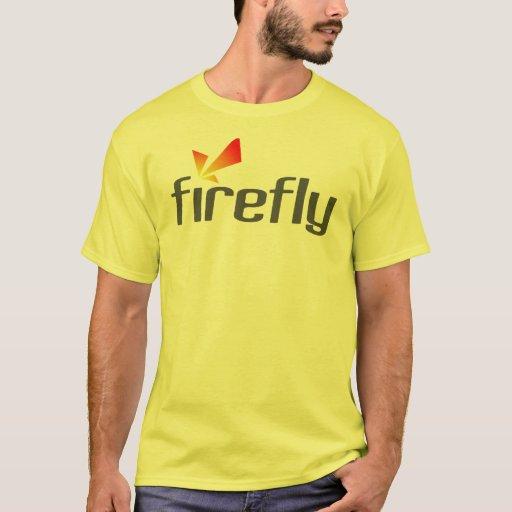 SnapStream Media Firefly Yellow Shirt