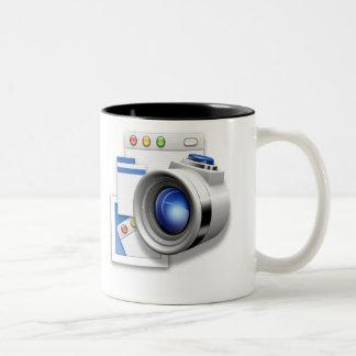 Snapz favorable X - cámara en su taza fea grande