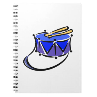 snare abstracted sling toy blue.png notebook