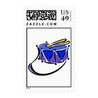 snare abstracted sling toy blue.png postage stamp