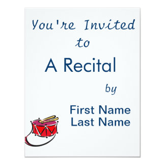 snare abstracted sling toy red.png 4.25x5.5 paper invitation card
