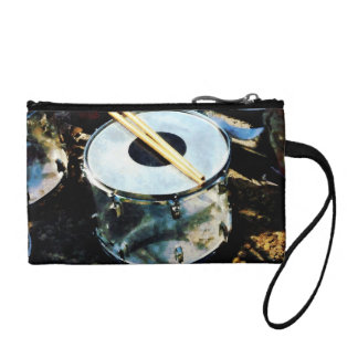 Snare Drum Coin Wallet
