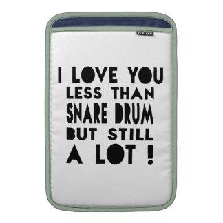 Snare drum Designs MacBook Air Sleeve