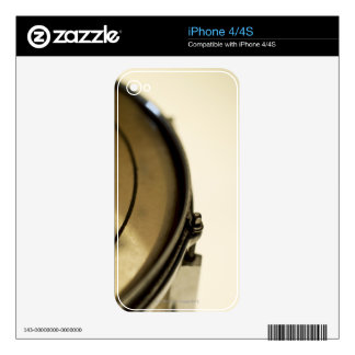 Snare Drum iPhone 4S Skins