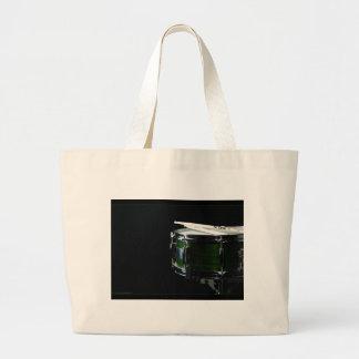 Snare Drum Large Tote Bag