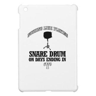 snare drum Musical designs iPad Mini Cases