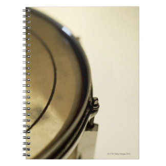 Snare Drum Notebook