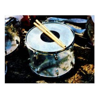 Snare Drum Postcard