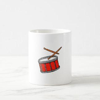 Snare Drum Red Coffee Mug