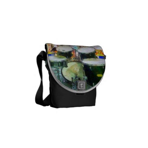 Snare Drum Set Courier Bag