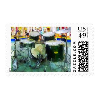 Snare Drum Set Postage