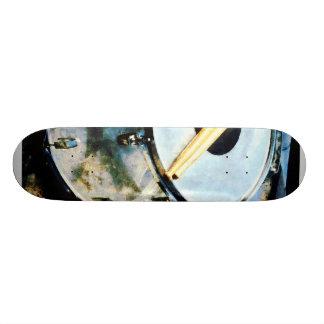 Snare Drum Skateboard
