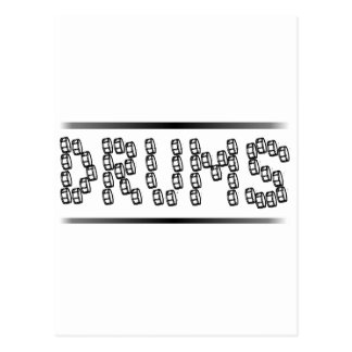 Snare Drums Post Card