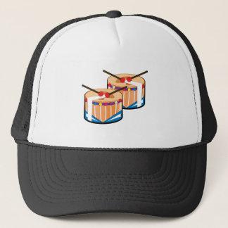 Snare Drums Trucker Hat