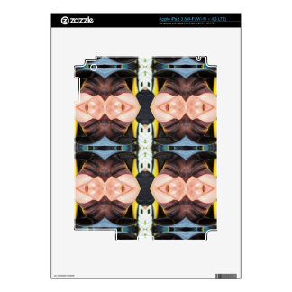 Snargle Pattern iPad 3 Decal